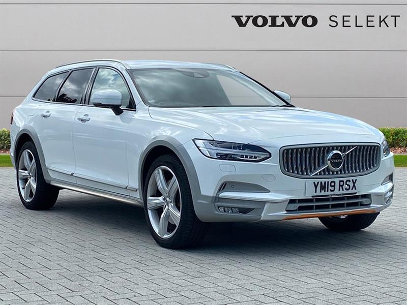 V90 ESTATE SPECIAL EDITIONS 2.0 D5 PP Cross Country Ocean Race Grtron